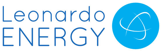 This image has an empty alt attribute; its file name is logo-leonardo-energy.png